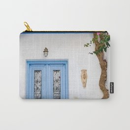 Greece house Carry-All Pouch