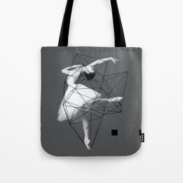 Dark ballet Tote Bag