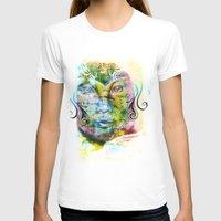 fairy tale T-shirts featuring Fairy Tale by Irmak Akcadogan