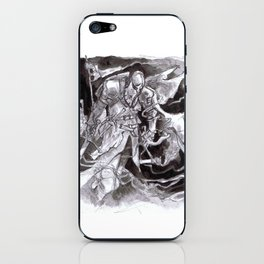 The Vagrant Lord iPhone Skin