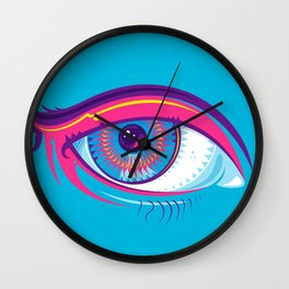A Stalking Device Wall Clock