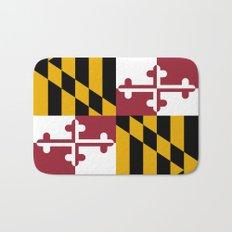 State flag of Flag Maryland Bath Mat