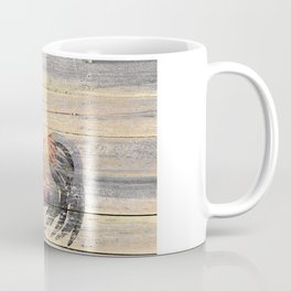 Rustic Rooster Kitchen Cafe Bistro Country Farmhouse Art USA A294 Coffee Mug