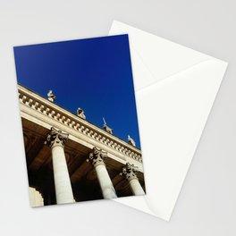 Grand théâtre de Bordeaux 7- The muses Stationery Cards