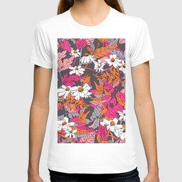 Bright Floral Fun T-shirt