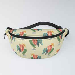 Go with the flow Fanny Pack