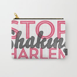 Leave Harlem Alone Carry-All Pouch