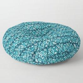 Sonoran Stripe - Oasis Floor Pillow