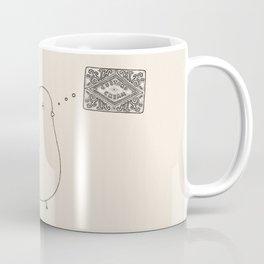 Howard Dreams of Custard Creams Coffee Mug