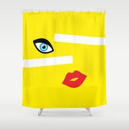 Vivid Beauty Shower Curtain