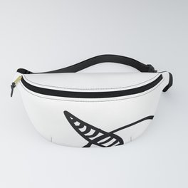 BIG BUDDY NARWHAL Fanny Pack