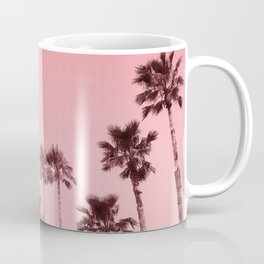 Tranquillity - flamingo pink Coffee Mug