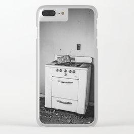 Barkman Kitchen, Arena, North Dakota 6 Clear iPhone Case
