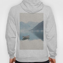 boat reflections ... Hoody