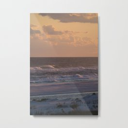 Dreamy Skies Metal Print