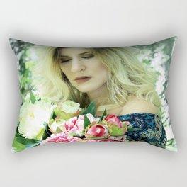beauty******* Rectangular Pillow