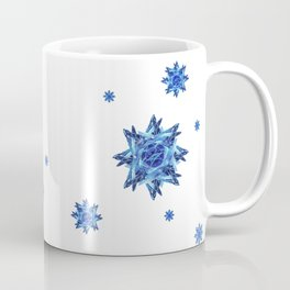 duck tail snowflake 22 Coffee Mug