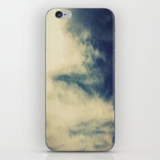 Sunset Clouds iPhone & iPod Skin