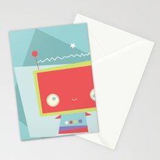 Robot Error!  Stationery Cards