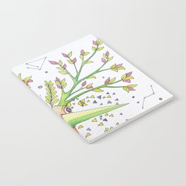 Forest's hear Notebook