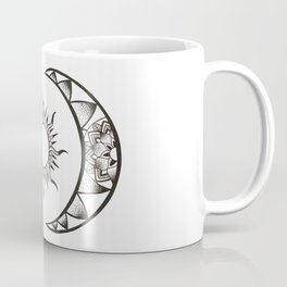 Sun and Moon Coffee Mug