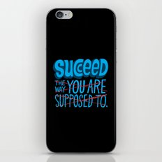 Succeed.  iPhone & iPod Skin