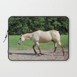 Off On A Trot Laptop Sleeve