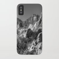 rocky iPhone & iPod Cases featuring Rocky by John Hinrichs