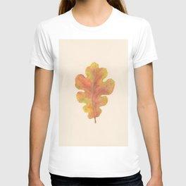 Autumn quercus T-shirt