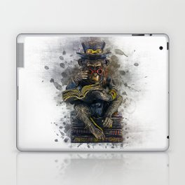 Steampunk Monkey Laptop & iPad Skin
