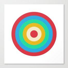 Target III Canvas Print