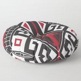 American Native Pattern No. 258 Floor Pillow