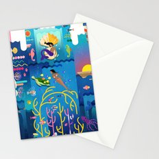 Royals (Sea) Stationery Cards