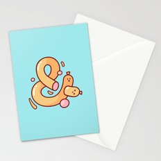 Ampersausage Stationery Cards