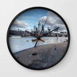 London South Bank. Wall Clock