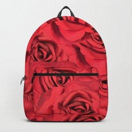 Radical Red Roses Backpack