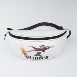 Putin's Toy Fanny Pack