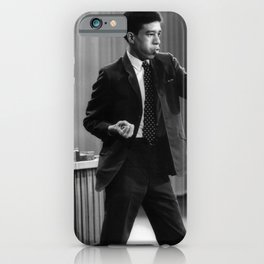 Richard Franklin Lennox Thomas Pryor - Stand-Up - Comedy - Black - Actor - Director - Hollywood 98 iPhone Case