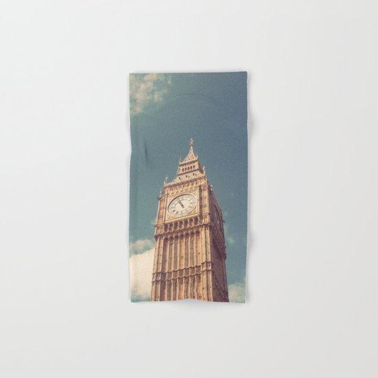 Big Ben Hand & Bath Towel