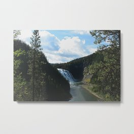 Kinuseo in the Summer Metal Print