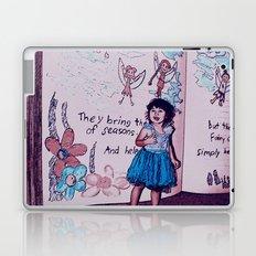 Fairy World Laptop & iPad Skin