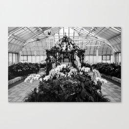 FPC - Orchid Exhibit  Canvas Print