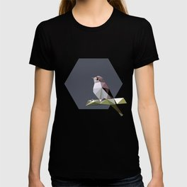 Spotted flycatcher T-shirt