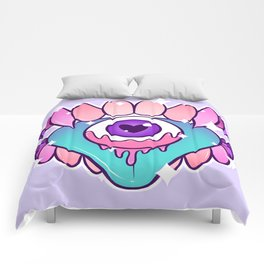 Eye Candy (textless) Comforters