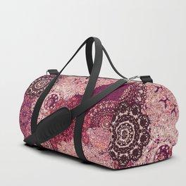 Terra Rose Mandalas Duffle Bag