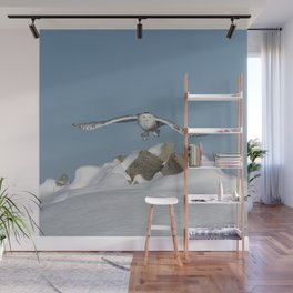 Over the hills Wall Mural
