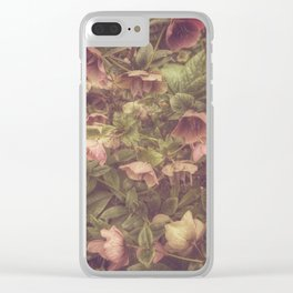 MEREDITH Clear iPhone Case