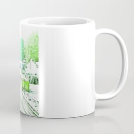 Train oblivion. Coffee Mug