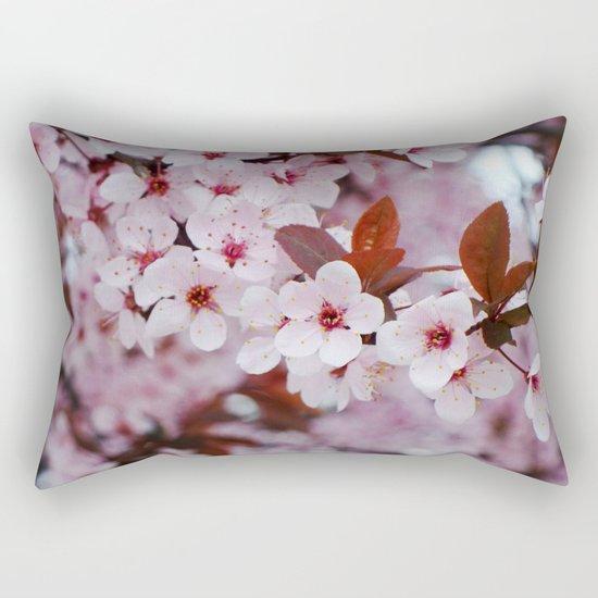 cherry plum candy Rectangular Pillow