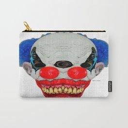 Creepy Clown Carry-All Pouch